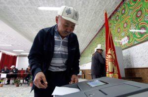 Кыргызстан: Парламентские выборы решат судьбу президентских?