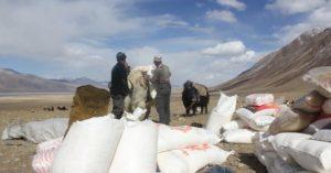 Правительство опубликовало информацию о предоставленной гуманитарной помощи на 5 июня 2020 года
