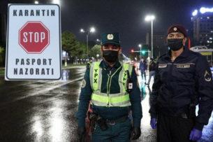 В Ташкенте в 71 махалле введен «красный» режим риска заражения коронавирусом. Все въезды и выезды в эти махалли закрываются