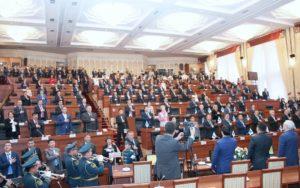 ЦИК не определился с датой проведения парламентских выборов