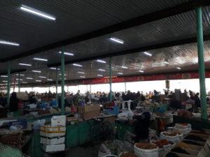 Орто-Сайский рынок закрывается на карантин. Ежедневно увеличивается число бессимптомных зараженных