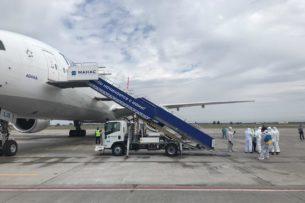 В Бишкек из Турции возвратились граждане Кыргызстана