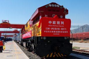 Китай запустил комбинированную линию перевозок в Европу через Кыргызстан. Без транзита через Казахстан и Россию