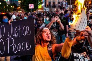 Беспорядки в США: Трамп заявил, что намерен объявить группу «Антифа» террористической организацией