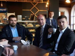 Зеленский посетил кафе, нарушив правила карантина