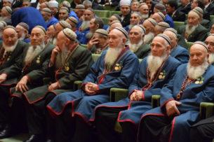 За звание «Почетный старейшина Туркменистана» нужно заплатить 4000 манатов