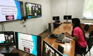Более 16 тыс. медспециалистов прошли обучение по борьбе с COVID-19