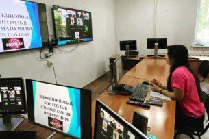 Более 16 тыс. медиков Кыргызстана прошли обучение по борьбе с COVID-19