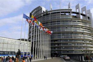 Во время карантина ограбили здание Европарламента в Брюсселе