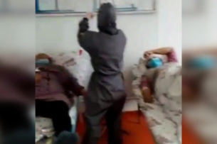 Больница переполнена, врачей нет: Жители села Саруу просят помощи