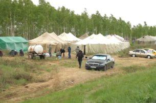 Кыргызская диаспора сообщает о 1000 граждан Кыргызстана, ожидающих под Соль-Илецком открытия границы