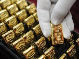 В Нацбанке не осталось золотых мерных слитков
