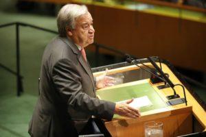 Генсек ООН: ИГ пытается возродиться в Ираке и Сирии