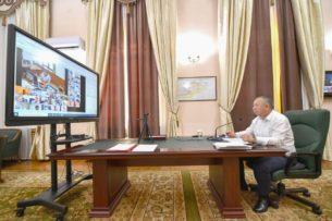 Вторая волна эпидемии ожидается осенью: Премьер -министр Кыргызстана поручил активизировать подготовку больниц