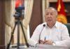 Кубатбек Боронов: В условиях пандемии подготовка к отопительному сезону должна быть завершена раньше, чем обычно