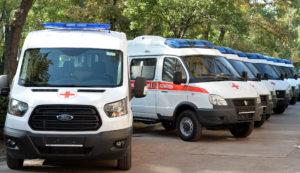 В Минздраве рассказали о недавно закупленных машинах скорой помощи и сделали их обзор