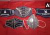 В золоте и усыпаны бриллиантами: в Индии продают маски за несколько тысяч долларов