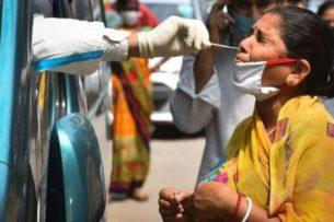 Индийский коронавирус: почти у каждого четвертого в Дели был Covid-19