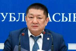 Задержан экс-министр здравоохранения Космосбек Чолпонбаев