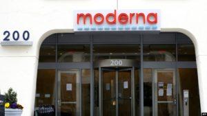Штаб-квартира компании Moderna. Кембридж, штат Массачусетс.