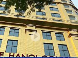 Во Вьетнаме открылся первый в мире золотой отель (видео)