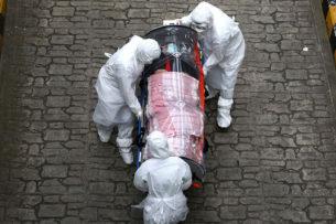 В Испании объявлен режим чрезвычайного положения из-за коронавируса