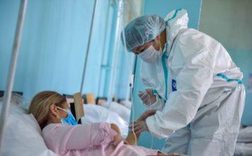 Еще 77 заболевших коронавирусом зафиксировали в Кыргызстане за сутки