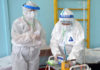 За сутки в Кыргызстане выявили 124 новых заражений коронавирусом. Скончались 2 больных COVID-19
