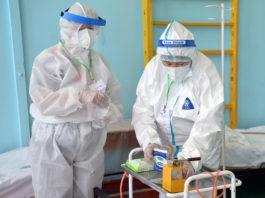 В Кыргызстане за сутки выявили 548 случаев заболевания коронавирусом. Умерли еще 28 человек