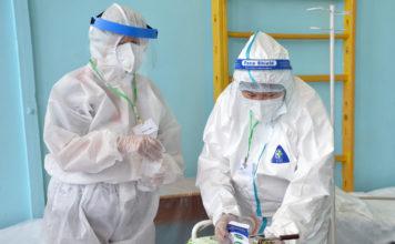 Официально о коронавирусе: В Кыргызстане за сутки выявлено 378 заражений, скончались еще 4 больных