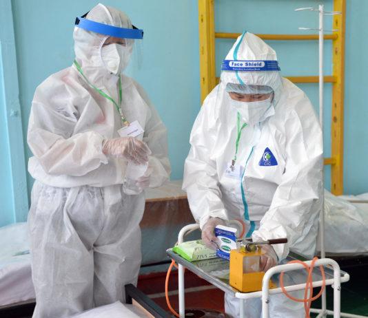 В Кыргызстане за сутки зафиксировали 308 случаев заражения коронавирусом. Скончались 7 больных