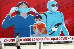 Во Вьетнаме объявили о вспышке более агрессивной формы коронавируса. Он быстро приводит к тяжелому состоянию
