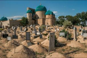 В Узбекистане из-за коронавируса увеличился спрос на могильщиков