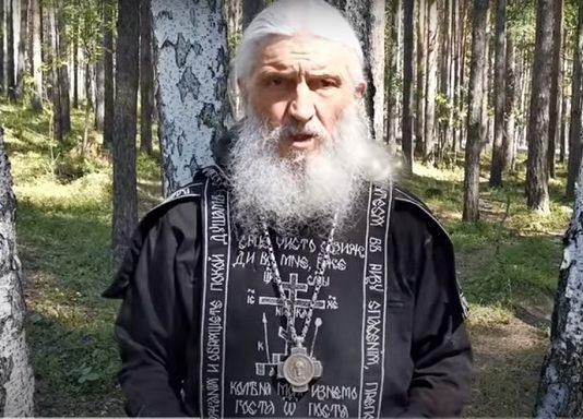 «Три дня — и я наведу порядок в России»: Монах предложил Путину передать ему полномочия президента