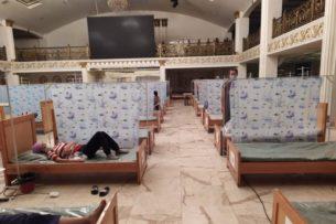В Бишкеке открыли 3-й ночной стационар