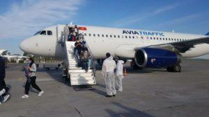 В Бишкек из 15 стран Европы вернулись граждане Кыргызстана