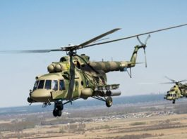 В Минобороны Кыргызстана сообщили подробности вынужденной посадки вертолета МИ-8