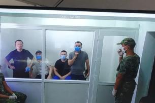 Фарид Ниязов и Равшан Джеенбеков выступили против суда в онлайн-режиме