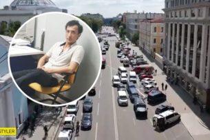 В Киеве обезвредили узбекистанца, который угрожал взорвать банк