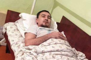 «СРОЧНО ТРЕБУЕТСЯ ПОМОЩЬ»: Кыргызстанцу нужна повторная операция, чтобы не остаться навсегда прикованным к кровати
