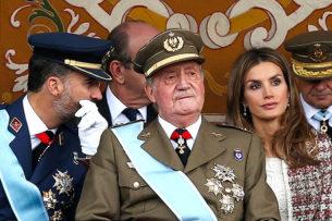 Обвинённого в коррупции экс-короля Испании нашли в ОАЭ. Он живёт в номере за €11 000 в сутки
