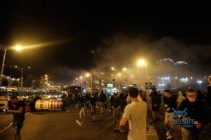 Как Беларусь протестовала во второй день: насилия стало больше, погиб человек