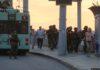 «Лежат штабелями»: в сети показали переполненное отделение милиции Минска после протестов (видео)