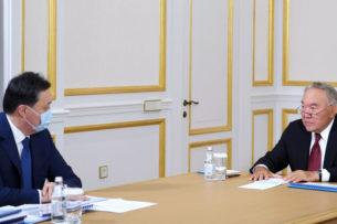 Назарбаев дал указания премьер-министру Казахстана: Главная задача — не допустить угрозу нацбезопасности