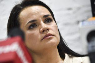 Тихановская сделала заявление о пересчете голосов на президентских выборах (видео)