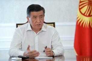 Сооронбай Жээнбеков: Ни одна из лояльных партий не смогла спасти прежних президентов