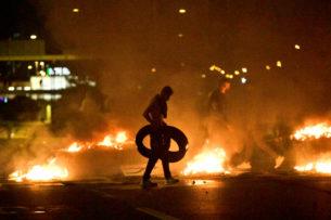 В Швеции вспыхнули массовые беспорядки после сожжения Корана