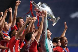 «Бавария» в шестой раз выиграла Лигу Чемпионов. Фанаты проигравшей команды устроили погромы в Париже