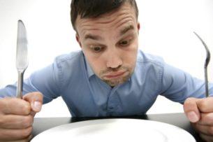 Голод помогает принимать более разумные решения