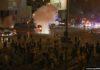 В Минске произошли столкновения с правоохранителями, есть раненые. Толпы были во всех райцентрах, ряде крупных городов